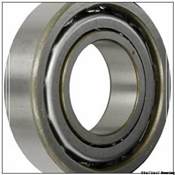 35*72*17mm Zirconia deep groove ball bearing 35x72x17 mm ZrO2 full Ceramic bearing 6207