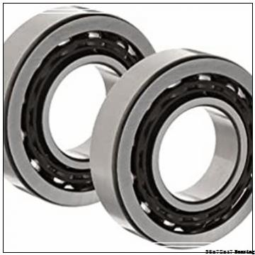 high speed 35mm bore size 6207 Full Ceramic ZrO2 35x72x17 ZrO2 Ceramic Ball Bearing