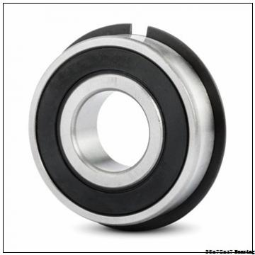 6207-ZZ/2RS/RZ/2RZ deeep groove ball bearing 35x72x17