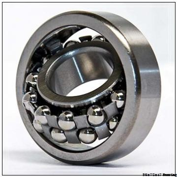 6207 Bearing 35x72x17 mm 2RS Type Chrome Steel Deep Groove Ball Bearing