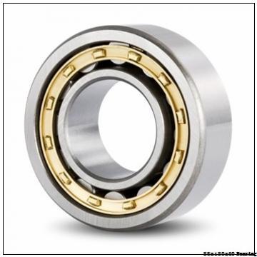 N T N precision roller bearing NU2317ECM/C3 Size 85X180X60