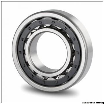 NJ2317 High speed internal combustion engine bearing NJ2317ECP/C3 Size 85X180X60