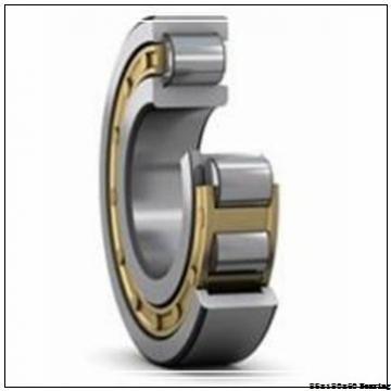NJ2317 ECP Bearing sizes 85x180x60 mm Cylindrical roller bearing NJ2317ECP