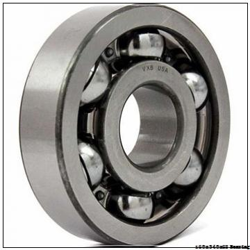 China factory roller bearing price 30332D Size 160x340x68