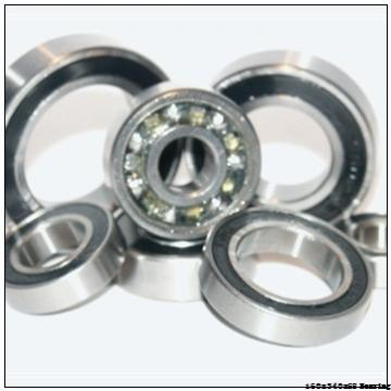 160x340x68 mm cylindrical roller bearing NJ332 NJ332