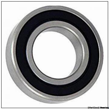 Stainless steel 20x42x12 mm HGF deep groove ball bearing S 6004 S 6004ZZ