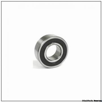 10 Years Experience 2307 Spherical Self-Aligning Ball Bearing 35x80x31 mm