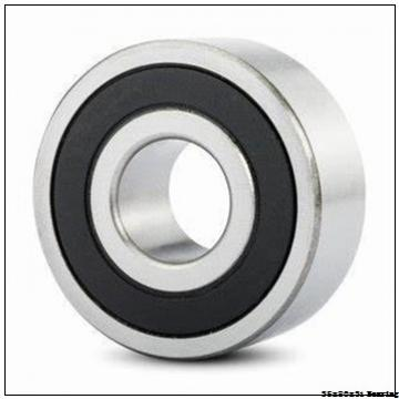 35x80x31 mm deep groove ball bearing 4307A 2rs Factory price and free samples