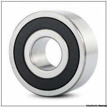 Open double sealed ntn koyo nsk nachi deep groove ball bearing 62307