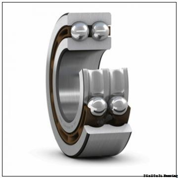 Good quality NSK cylindrical bearing NU2307 35X80X31 mm