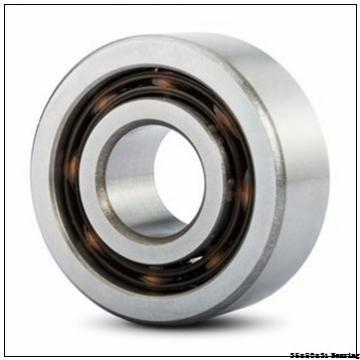 1 MOQ 2307-2RS Spherical Self-Aligning Ball Bearing 35x80x31 mm