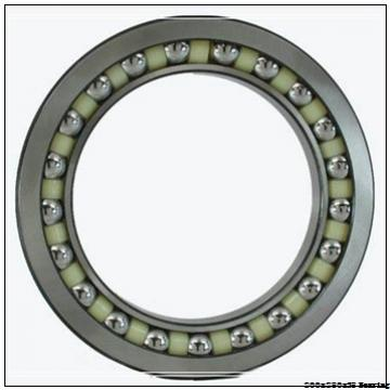 Steel mill Angular contact ball bearing 71940CD/P4A Size 200x280x38