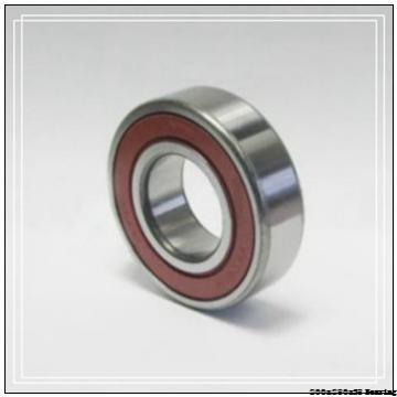NSK 7940CTRDUDELP3 Angular contact ball bearing 7940CTRDUDELP3 Bearing size: 200x280x38mm