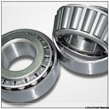 High precision NSK spherical roller bearing 22228 140X250X68 mm