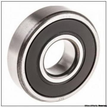 High efficiency compressor cylindrical roller bearing NJ317ECJ Size 85X180X41
