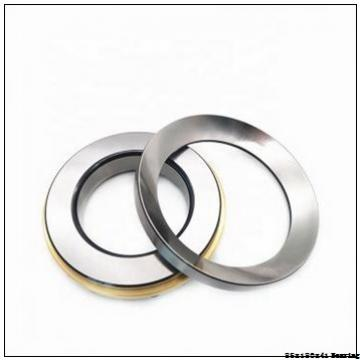 High efficiency compressor cylindrical roller bearing N317ECP Size 85X180X41