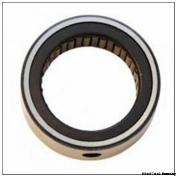 BK 3016 Bearing 30x37x16 mm Needle Bearing High Precision Drawn cup needle roller bearings BK3016