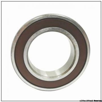 China Brgro 120x150x16 mm Thin wall ball bearing 61824 bearing