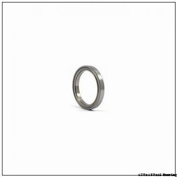 120 mm x 150 mm x 16 mm  KOYO Deep groove ball bearing 6824ZZ size 120x150x16mm