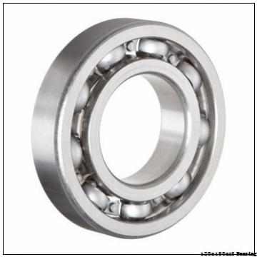 JIS Bearing standards deep groove ball bearing 6824VV
