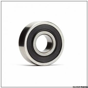 F696ZZ Stainless Steel Flange Deep Groove Ball Bearing Flanged Bearings 6x15x5 mm SF696 ZZ SF696ZZ
