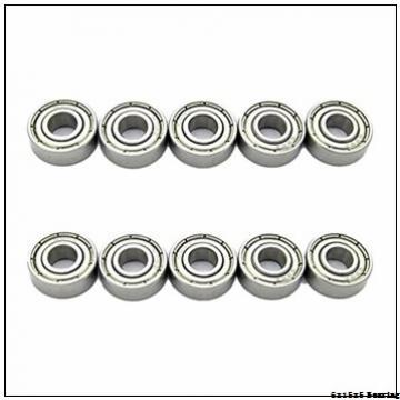 Hybrid Ceramic 6x15x5 696 RS 696-2RS 696 Ball Bearing