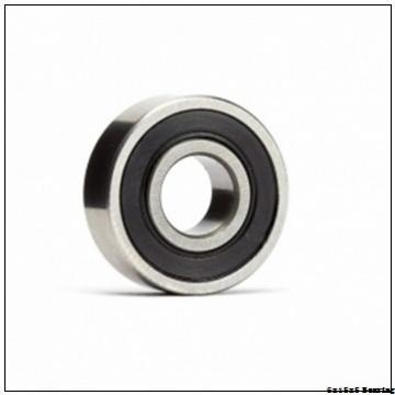 High precision deep groove ball bearing 696 6x15x5 mm