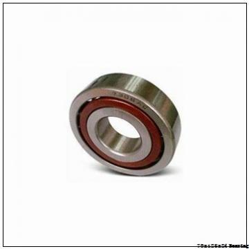 2.756 Inch   70 Millimeter x 4.921 Inch   125 Millimeter x 1.89 Inch   48 Millimeter  NSK 7214A5TRDULP4 Angular contact ball bearing 7214A5TRDULP4 Bearing size: 70x125x24mm