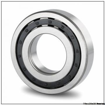 High speed motor bearings 6214/C3 Size 70X125X24