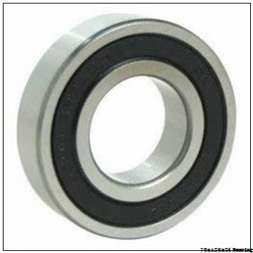 N214-E-TVP2 Roller Bearing Sizes Chart 70x125x24 mm Cylindrical Roller Bearing Manufacturers In India N214