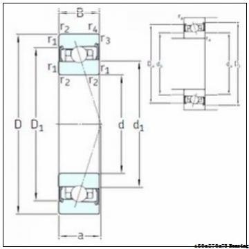 Japan NSK Tapered Roller Bearing 32230