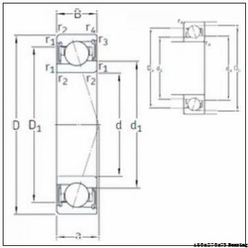 C2230 Cheap Cylindrical Roller Bearing 150x270x73 mm Toroidal Roller Bearing C 2230