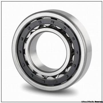 High speed crusher Angular contact ball bearing 7312BECBJ Size 60x130x31