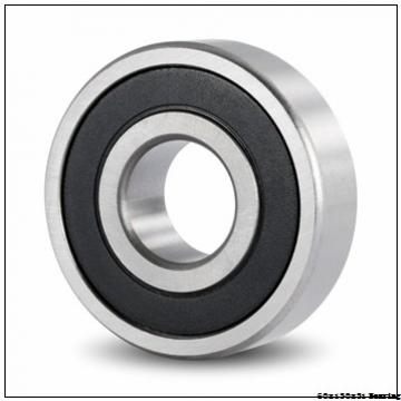 Free Sample 6312 OPEN ZZ RS 2RS Factory Price Single Row Deep Groove Ball Bearing 60x130x31 mm
