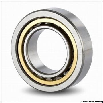 Angular Contact Thrust Ball Bearing 60TAC03AT85 for Ball Screws 60x130x31 mm
