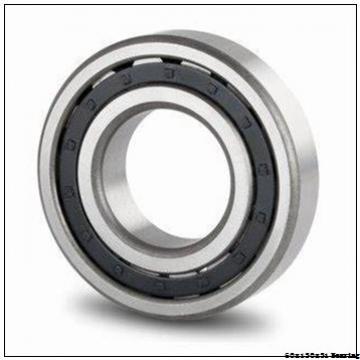 Printing machine cylindrical roller bearing N312ECM Size 60X130X31