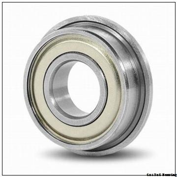 4x13x5mm factory sale sealed 624rs bearing