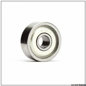 High precision 624 full ceramic bearing of full complement balls 4x13x5mm