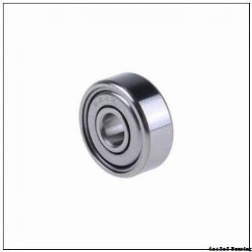 Auto bearing 4x13x5 mm HGF deep groove ball bearing 624zz W 624 2Z