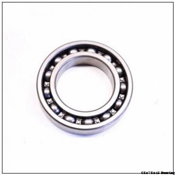 6009 Gcr15 Si3N4 ZrO2 hybrid ceramic bearing