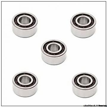 5202-2RS double row angular Contact Ball Bearings