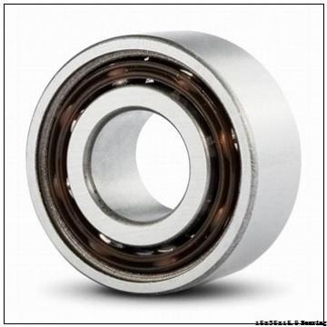 3202 A-2ZTN9/MT33 Bearings 15x35x15.9 mm Angular Contact Ball Bearing 3202A-2ZTN9/MT33