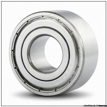 Fishing Reel 3202 ATN9 Bearings 15x35x15.9 mm High Quality Double Row Angular Contact Ball Bearing 3202ATN9