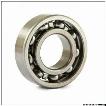 5202-2RS Bearing Angular Contact Sealed 15x35x15.9 Ball Bearings BQB Brand