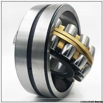 HCB71922-C-T-P4S Spindle Bearing 110x150x20 mm Angular Contact Ball Bearings HCB71922.C.T.P4S