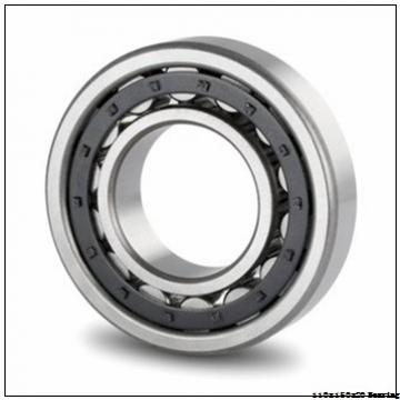 NSK 7922C Angular contact ball bearing 7922C Bearing size: 110x150x20mm