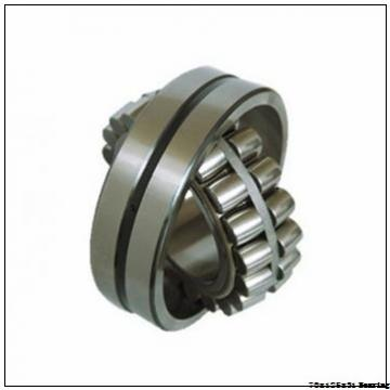 70X125X31 mm 22214ca 22214cc/w33 spherical roller bearing 22214 cc ca