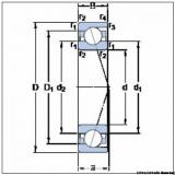 61940 Deep groove ball bearing 61940.C3 200x280x38 mm