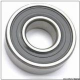 Crusher Angular contact ball bearing 7317BEGAM Size 85x180x41